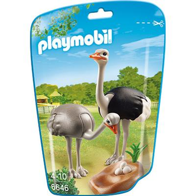 Playmobil Ostriches with Nest 6646