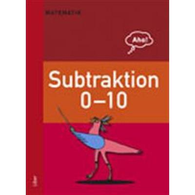 Aha Matematik-Subtraktion 0-10 (Häftad, 2011)