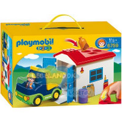 Playmobil Truck with Garage 6759