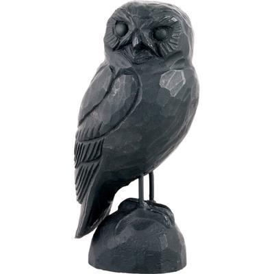 Wild Life Garden Owl 10cm Prydnadsfigur