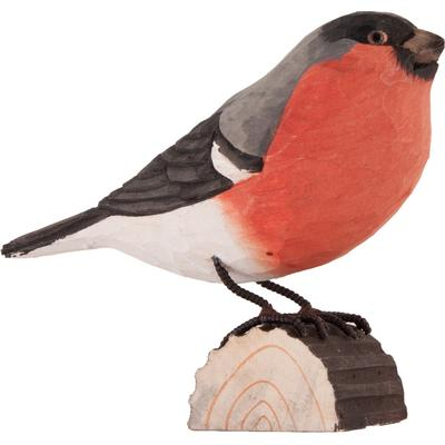 Wild Life Garden Deco Bird Bullfinch Prydnadsfigur