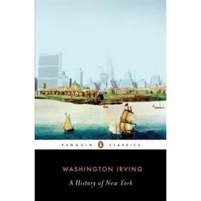 A History of New York (Pocket, 2008)