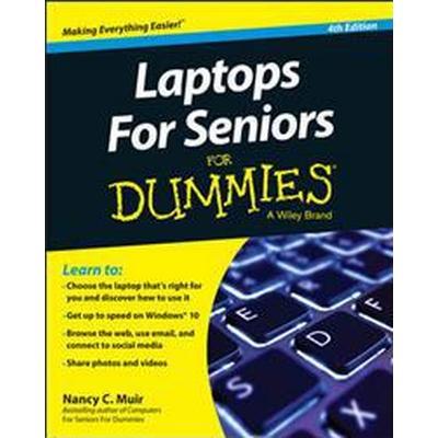 Laptops for Seniors for Dummies (Häftad, 2015)