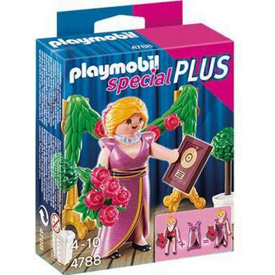 Playmobil Celebrity with Award 4788