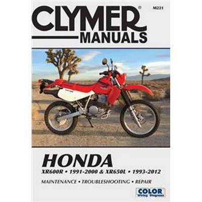 Honda XR600R 1991-2000 & XR650L 1993-2012 (Pocket, 2015)