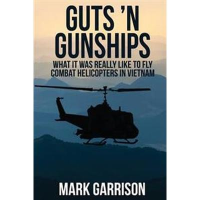 Guts 'n Gunships: What It Was Really Like to Fly Combat Helicopters in Vietnam (Häftad, 2015)