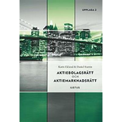 Aktiebolagsrätt och aktiemarknadsrätt (Häftad, 2016)