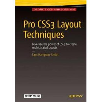 Pro Css3 Layout Techniques (Pocket, 2016)