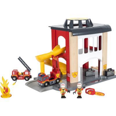 Brio Fire Station 33833