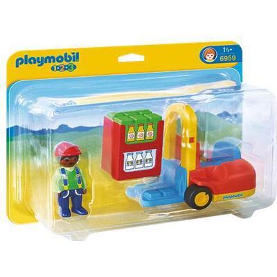 Playmobil Forklift 6959