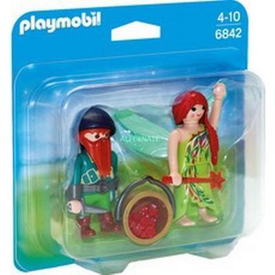 Playmobil Elf & Dwarf Duo Pack 6842