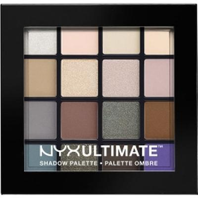 NYX Ultimate Shadow Palette Cool Neutrals
