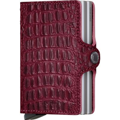 Secrid Twin Wallet - Nile Red