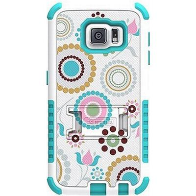 Beyond Cell Tri Shield Circle Collage Case (Galaxy S6)
