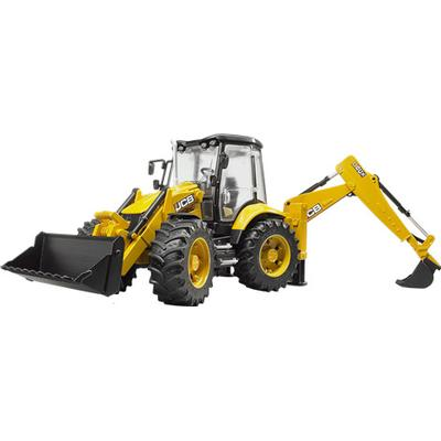 Bruder JCB 5CX Eco Backhoe Loader 02454