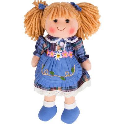 Bigjigs Katie 34cm Doll