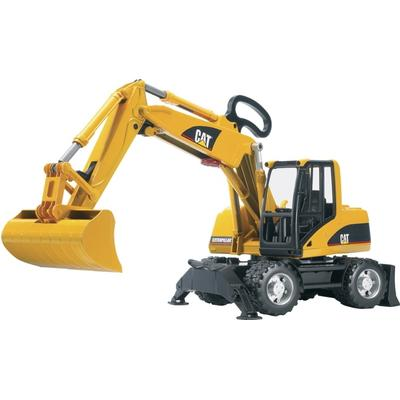 Bruder CAT Wheel Excavator 02445
