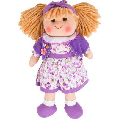 Bigjigs Laura 34cm Doll
