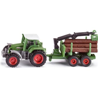 Siku Tractor with Forestry Trailer 1645