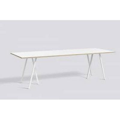 Hay Loop Stand Rectangular 160cm Dining Table Matbord
