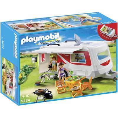 Playmobil Caravan 5434