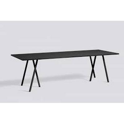 Hay Loop Stand 250cm Rectangular Dining Table Matbord