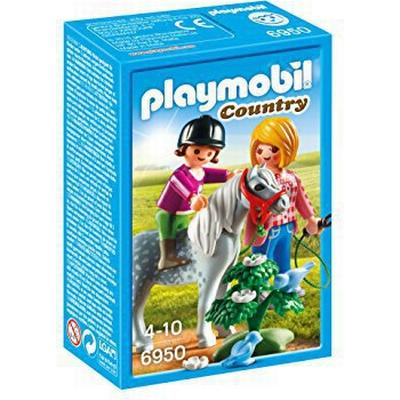 Playmobil Pony Walk 6950