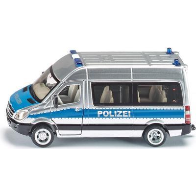 Siku Police Team Van 2313