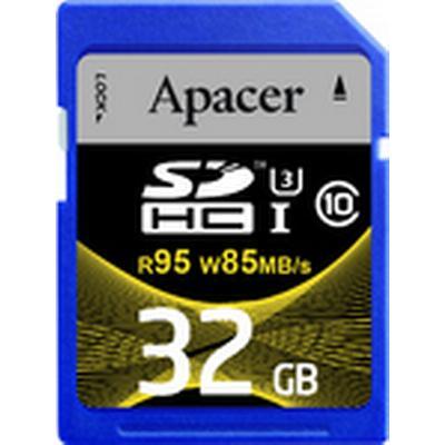 Apacer SDHC UHS-I U3 95/85MB/s 32GB