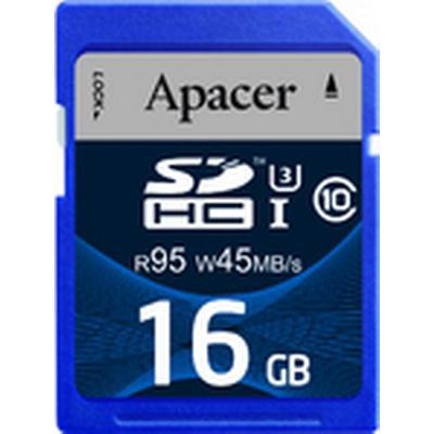 Apacer SDHC UHS-I U3 95/45MB/s 16GB