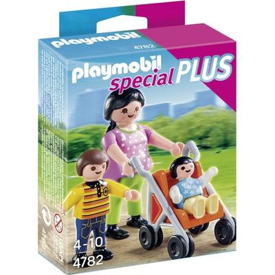 Playmobil Mother with Children 4782