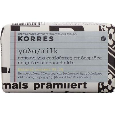 Korres Milk Soap