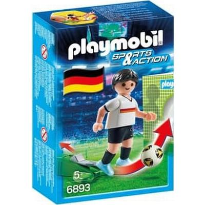 Playmobil Soccer Player Germany 6893