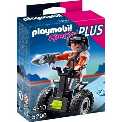 Playmobil Top Agent with Balance Racer 5296