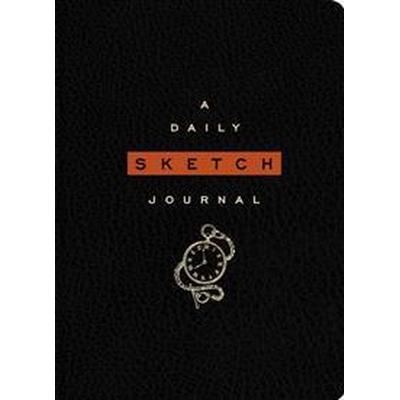 The Daily Sketch Journal (Black) (Inbunden, 2014)
