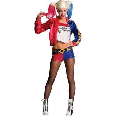 Rubies Harley Quinn Kostym Vuxen