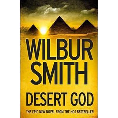 Desert god (Inbunden, 2014)