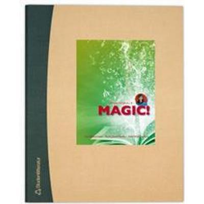 Magic! 8 - Lärarmaterial (Bok + digital produkt) (Övrigt format, 2013)