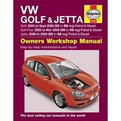 VW Golf & Jetta Service and Repair Manual (Häftad, 2014)