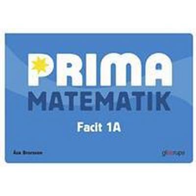 Prima Matematik 1A Facit 5-pack (Häftad, 2014)