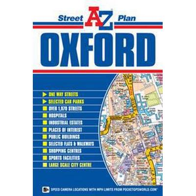 Oxford Street Plan (Karta, Falsad., 2015)