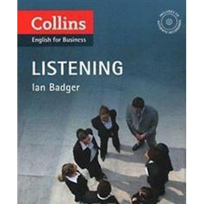 Collins Business Skills and Communication - Business Listening: B1-C2 (Häftad, 2011)