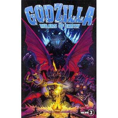 Godzilla 3 (Pocket, 2014)