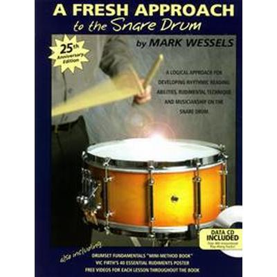 A Fresh Approach To The Snare Drum (Pocket, 2002)