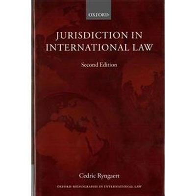 Jurisdiction in International Law (Inbunden, 2015)