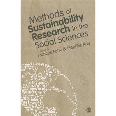 Methods of Sustainability Research in the Social Sciences (Pocket, 2013)