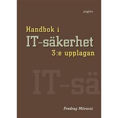 Handbok i IT-säkerhet - 3:e upplagan (E-bok, 2004)