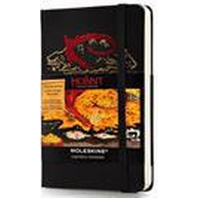 Moleskine the Hobbit Limited Edition Notebook, Pocket, Plain, Black, Hard Cover (3.5 X 5.5) (Övrigt format, 2013)