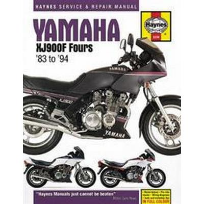 Yamaha XJ900F Fours Motorcycle Repair Manual (Häftad, 2015)