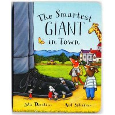 The Smartest Giant in Town (Kartonnage, 2010)
